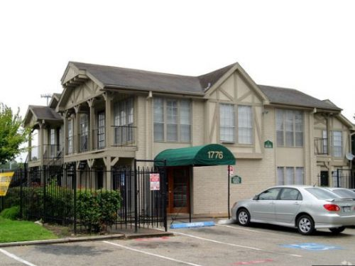 Gessner Park Apartments